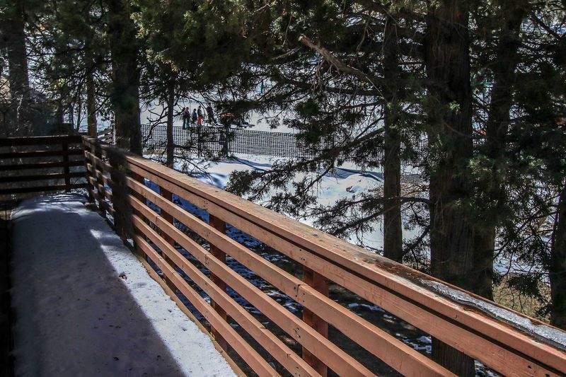 Deck Slopes view