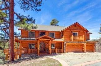 Log Style Homes