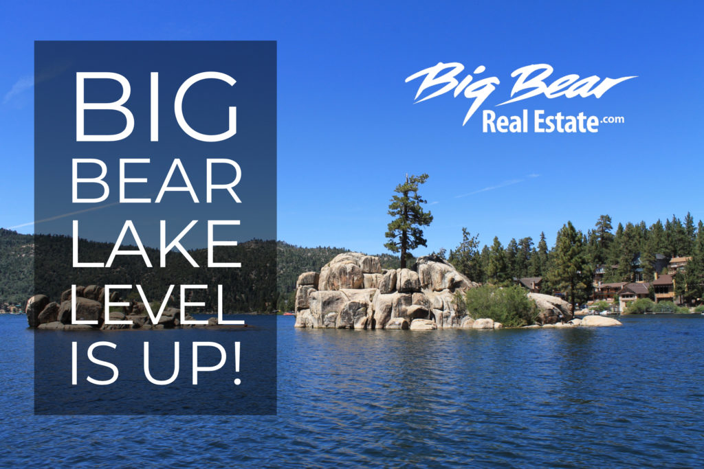 Big Bear Lake Level