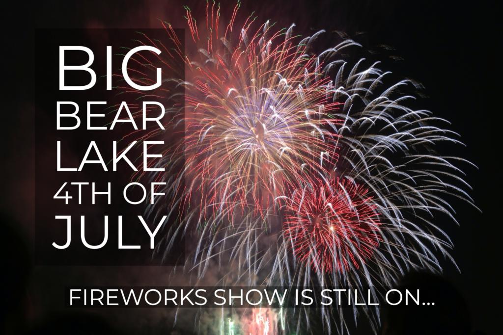 Big Bear Fireworks